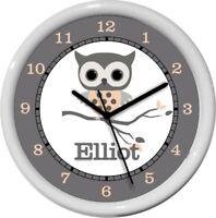 """12.5/"""" Old Guys Rule Fishing Clock"""