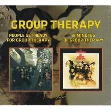 "Group Therapy: ""People get ready for G.T."" & ""37 Minutes of G.T.""  (2 on 1 CD)"