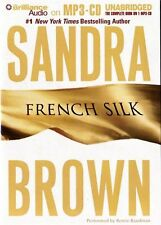 Sandra BROWN / FRENCH SILK                [ Audiobook ]