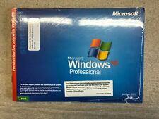 Microsoft Windows XP Professional ( OEM + License ). New Never opened, Full Ver.