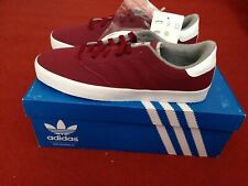 Adidas original Mens Shoes Double Play Suede Trainers UK-7