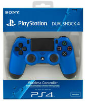 Official DualShock 4 Wireless Controller for PlayStation 4 - Wave Blue