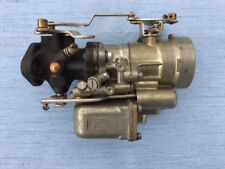Jeep MB & GPW Carburetor, New Old Stock, Brass Tag 698S is Sealed in CPFS-706.