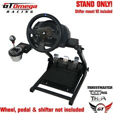 GT OMEGA VOLANT SUPPORT Pro pour Thrustmaster T300RS & TH8A manette V2