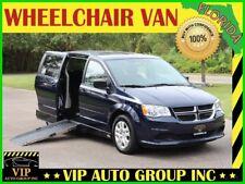 Dodge Grand Caravan Handicap Wheelchair Mobility Power Side Ramp