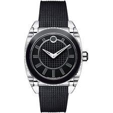 Movado Master Black Dial Swiss Quartz Women's Watch 0606298