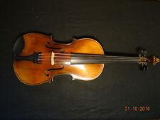 4/4 antichi violino violon violino viool violín vintage old and good condition