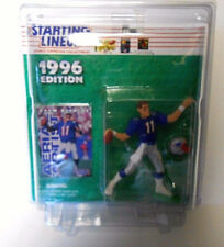 1996 Drew Bledsoe New Patriots Action STARTING LINEUP Football Figurine & Card