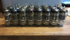ECC82 TUNGSRAM 4pcs Strong Tested DoubleTriode TUBE Double Support Foil GETER