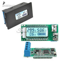 18650 26650 Lithium Li-ion Battery LED Tester LCD Capacity Current Voltage Meter