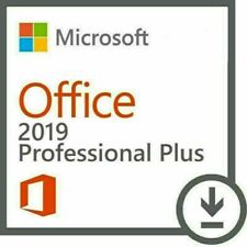 New ListingMicrosoft Office Ms Office 2019 Professional Plus Product Key Instant Delivery