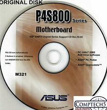 ASUS GENUINE VINTAGE ORIGINAL DISK FOR P4T533 P4T533-C series  Disk M321