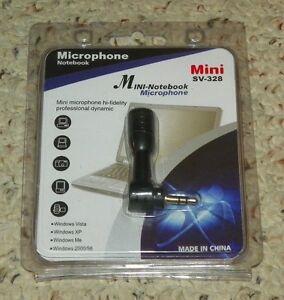 MINI SV-328 - MINI NOTEBOOK MICROPHONE
