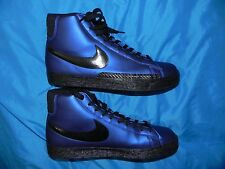 NEW NIKE BLAZER HIGH PREMIUM U HOH ROYAL & BLACK MENS 13 392387 401 FOAMPOSITE