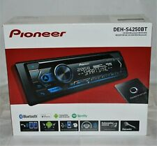 Pioneer DEH-S4250BT 1-DIN Bluetooth CD/AM/FM Car Stereo Receiver NEW