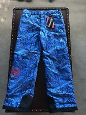 *NWT SPYDER Big Boy's/Teen's Ski Snowboard Pants Size 18 Youth Insulated