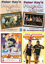 PETER KAY'S PHOENIX NIGHTS & MAX AND PADDY COLLECTION DVD UK Release New R2