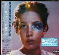 HALSEY-MANIC-JAPAN CD BONUS TRACK E78