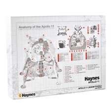 Haynes manuel anatomy of the apollo 11 nasa 1000 piece jigsaw puzzle
