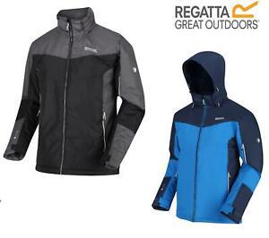 Regatta Mens Fincham Waterproof Insulated Hidden Hood Jacket