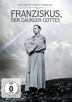 DER GAUKLER GOTTES FRANZISKUS - ROSSELLINI,ROBERTO   DVD NEW