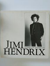 JIMI HENDRIX 12LP+1Maxi-Single 1980 Polydor Box Set Special Limited RARE