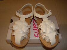 Girl Jumping Beans Floral Accents Sandals Size 11 Junior Nib
