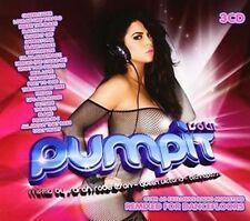 Sarah Robertson Queen Victoria Technoposse - Pump It Vol 11 CD