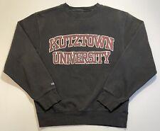 New listing Vintage Jansport Unisex Kutztown University Pullover Sweatshirt Golden Bears S