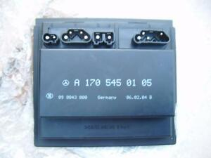 chrysler crossfire 2004-05 pulse unit relay gen chrysler 05143980aa