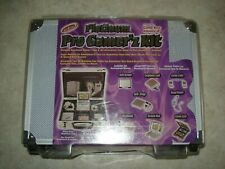 Intec Platinum Pro Gamer'z Kit for Game Boy Advance SP Factory Sealed Package S2