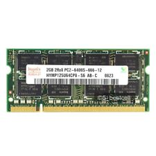 New Hynix 2GB PC2-6400 DDR2-800 800Mhz 200pin Sodimm Laptop Memory