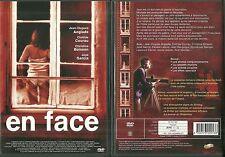 DVD - EN FACE avec JEAN HUGUES ANGLADE, CLOTILDE COURAU, JOSE GARCIA COMME NEUF