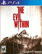 Evil Within - Sony Playstation 4 Game - Complete