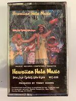 Hawaiian Hula Music From The Kodak Hula Show (Cassette)