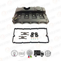 ROCKER COVER GASKET INJECTOR SEALS WASHERS CLAMPS FITS FORD TRANSIT MK7 2.4TDCi