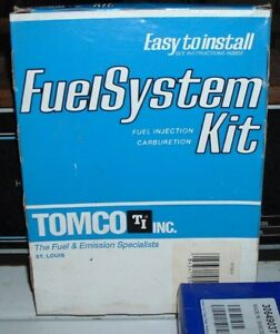 Tomco 5389B, carburetor rebuild kit, Chev Luv and Isuzu Hitachi 2bbl