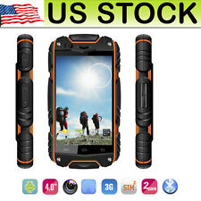 Discovery V8 Outdoor Rugged Smart Phone Android 4.2 3G (Unlocked) Mobile Phone