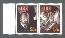 Ireland-Bram Stoker-Dracula Literature  mnh  set  2012