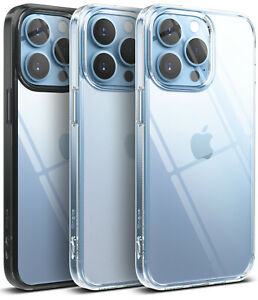 For iPhone 13 Pro Max / 13 Pro / 13 / 13 Mini Case | Ringke [FUSION] Clear Cover