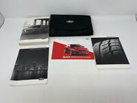 2014 Ford Taurus Owners Manual Handbook Set with Case OEM Z0A1472