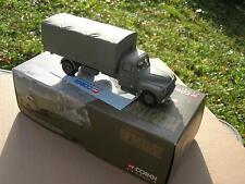 CORGI 1/50 MILITAIRE CAMION CITROEN Type 55 Benne bachée Collection Héritage