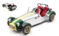 Model Car Scale 1:18 solido Lotus Seven diecast vehicles road Vintage