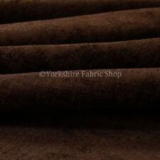 Telas de tapicería color principal marrón 140 cm para costura y mercería