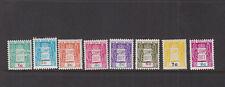 NSW 1966 1c-8c Decimal STAMP DUTY Revenue-MUH [gb158]