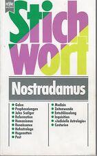 STICHWORT NOSTRADAMUS - Steffen Rink & Manfred Dimde BUCH