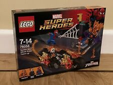 LEGO Marvel Super Heroes 76058 Spider-Man Ghost Rider Team-up
