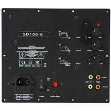 NEW Subwoofer Amplifier.100w.Speaker Amp.Replacement.BASS Power Plate.Class D.