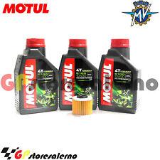 TAGLIANDO OLIO + FILTRO MOTUL 5100 10W30 MV AGUSTA 800 F3 AMG GT 2016