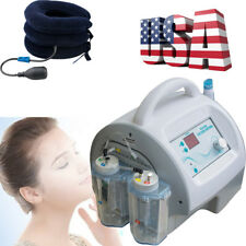 Water Exfoliating Hydro Facial Care Spa Beauty Machine Skin Regeneration +Gift